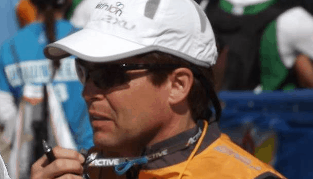 David Markham 2019 Pan American Games Technical Delegate