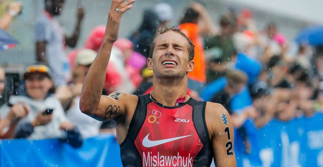 Tyler Grabs 1st Ever WTS Podium for Canadian Men